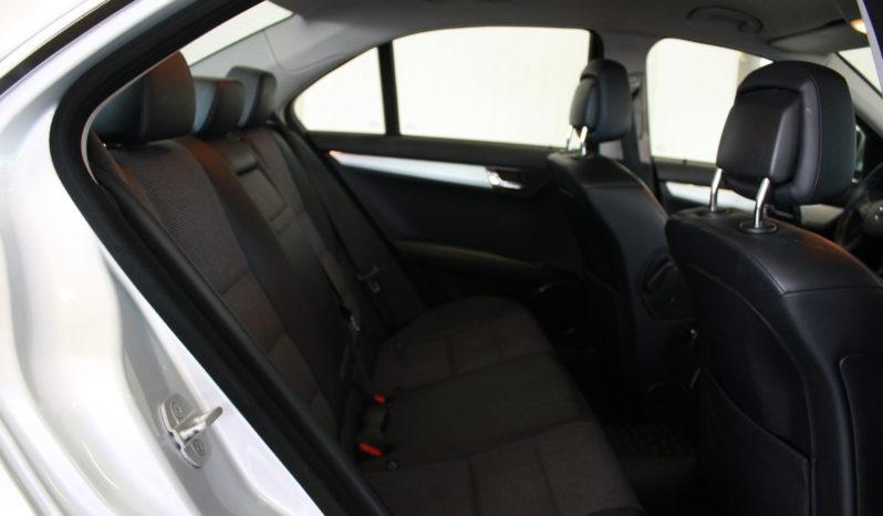 Mercedes C220 2,2 CDi Avantgarde aut. 4d full