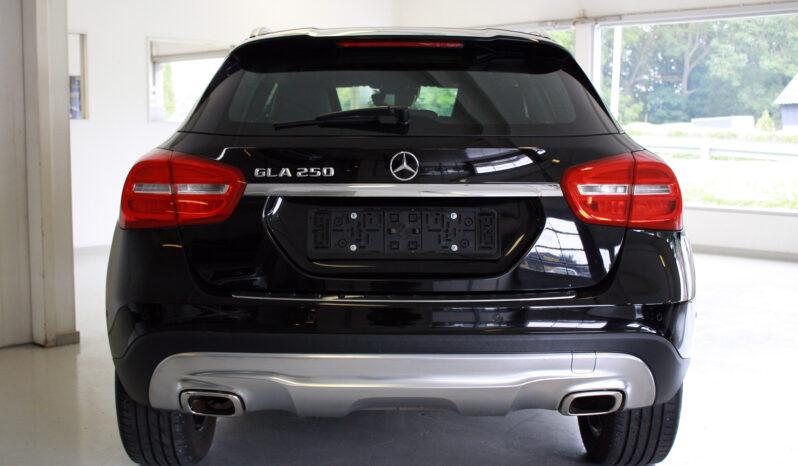 Mercedes-Benz GLA250 2,0 Aut. 5d full
